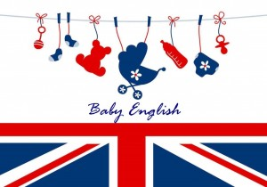 baby english tuptusie